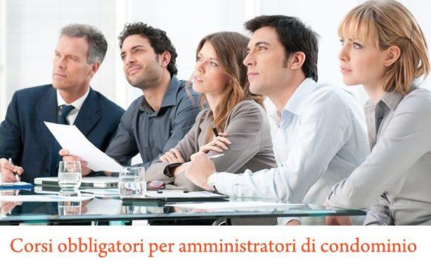 Corsi obbligatori per amministratori di condominio 2017 associazione propriet edilizia - Corsi cucina bologna 2017 ...